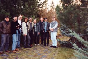 Historie 1995 02 (mit den Plattfoet)